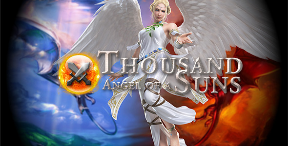 Angel of a Thousand Suns Game